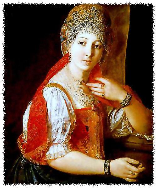 Елена Глинская, портрет