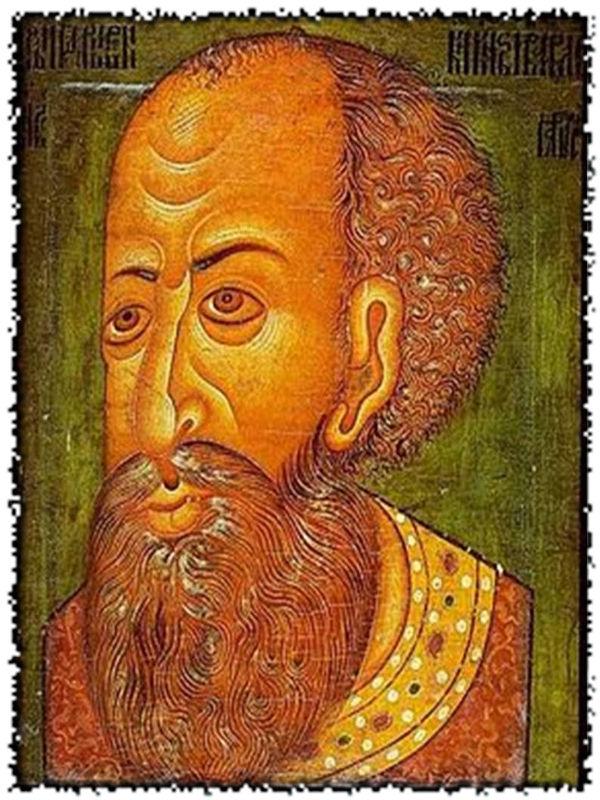 Иван IV Васильевич (в иночестве Иона)