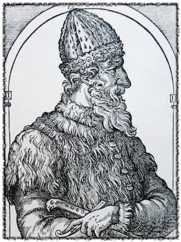Иван III Васильевич, великий князь московский и всей Руси