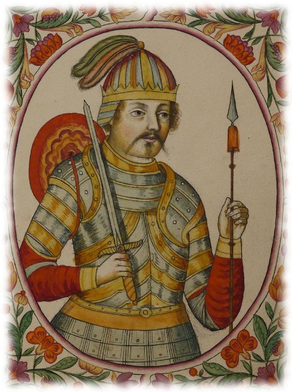 Игорь I Рюрикович