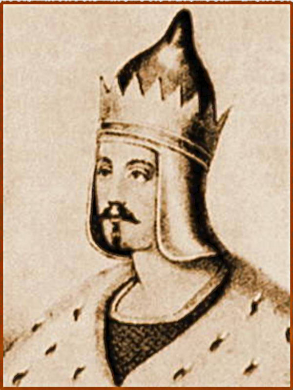 Изяслав I Ярославич, в св. крещении Дмитрий