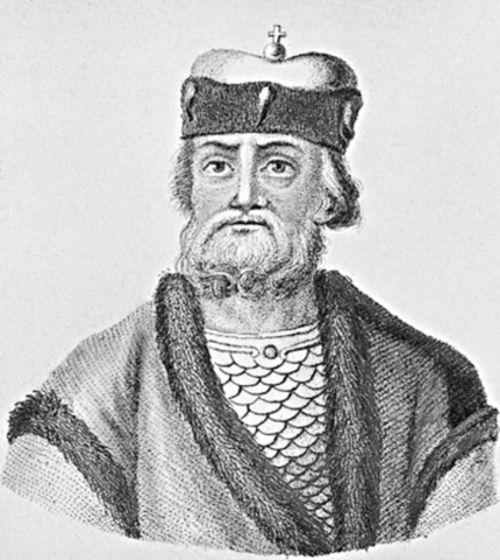Юрий (Георгий) III Данилович, князь московский, потом великий князь владимирский