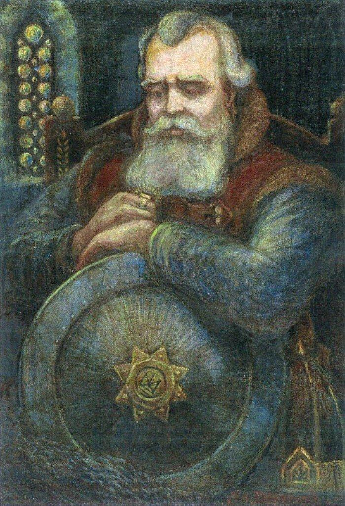 Князя Всеслава Брячиславича можно назвать одним из самых загадочных правителей